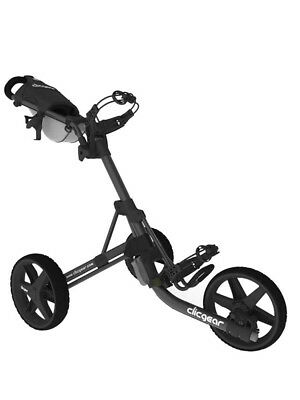 Clicgear 3.5+ Buggy Charcoal