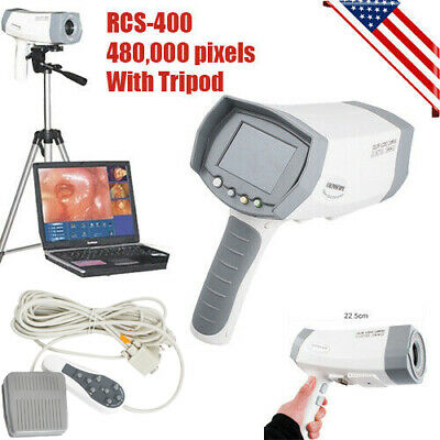 Digital Video Electronic Colposcope SONY Camera 800000 pixels Tripod + Oximeter