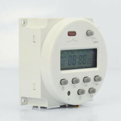 CN101A Weekly Programmable Timer Small Microcomputer Time Switch Control New