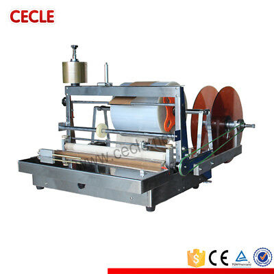 Automatic Cigarette Perfume Box Cellophane Wrapping Machine Overwrapping Machine