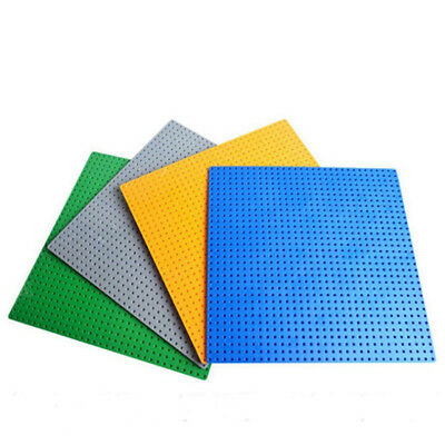 New 32x32 Studs (SS) 25.7x25.7cm BASE PLATE Compatible Construction Blocks Board