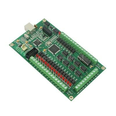 4 axis CNC USB Mach3 200KHz Breakout Board Interface Card for Routing Machine