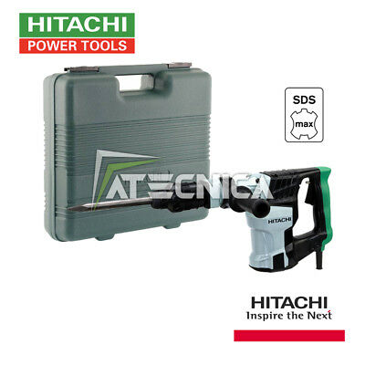 Perforateur burineur HITACHI H41MB 930W SDS max démolition et enfoncement
