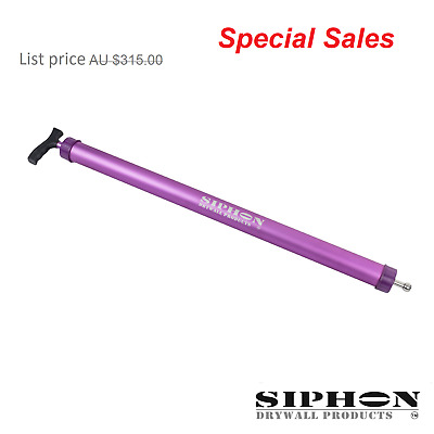 Siphon drywall product Compound pump