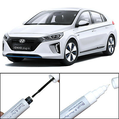 Touch Up Paint Scratch Repair Pen&Brush For Elantra GT 2016-on