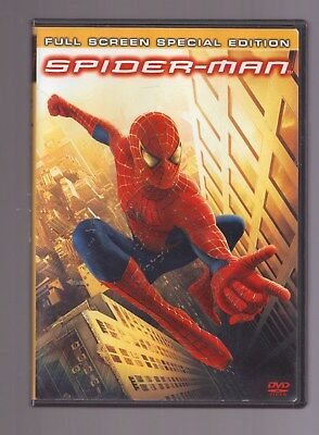 Spider Man Full Screen Special Edition 2 Disc