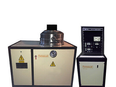 Temescal VES 2550 Electron Beam Evaporator <  with warranty >