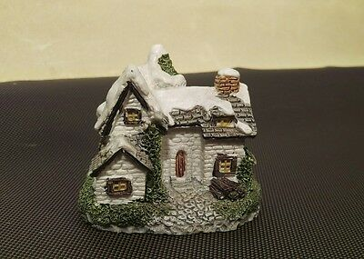 Museum Collections Inc. WINTER COTTAGE 1987 BH01