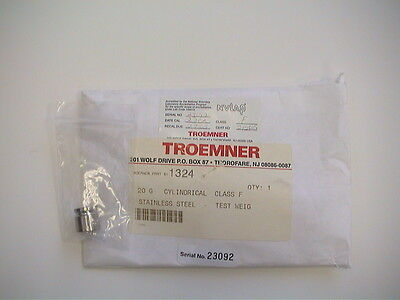 Troemner Class F 20G Calibration Weight