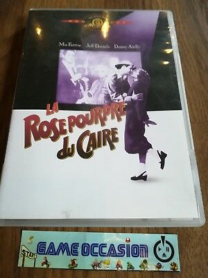 La Rose Pourpre Du Caire Dvd Vf Vo Pal