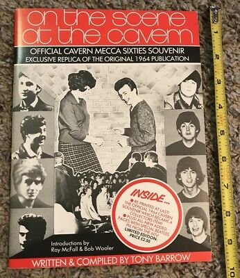 At The Cavern Beatles Replica Soft Cover Book