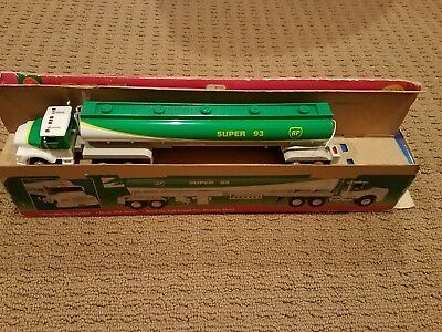 BP Toy Tanker Truck Super 93 1994 Limited Edition New