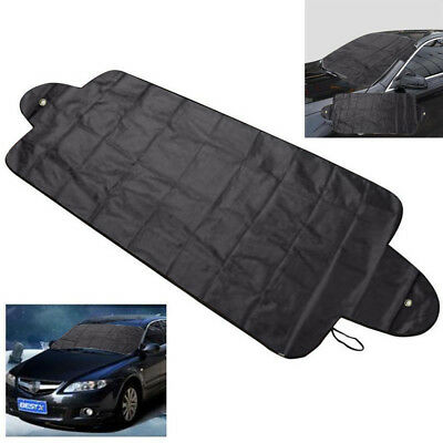 Auto Car Windshield Windscreen Cover Sunshade Snow Frost Wind Winter Protector