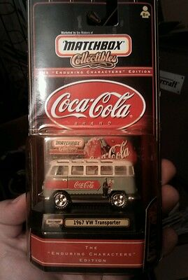 'MATCHBOX' Collectibles Coca-Cola 1967 VW Transporter *NEW*