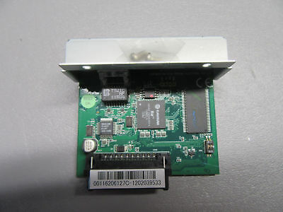 Star Micronics TSP Series Ethernet Interface Module Card *Tested*