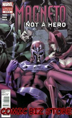 Magneto  Not A Hero #2 (2012) 1St Printing Bagged & Boarded Marvel Comic