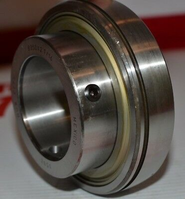 NEW  Hub City B350 x 2 7/16 Bore Mounted Bearing Industrial Grade Medium Duty