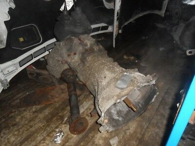 LAND ROVER 200 TDi 5 SPEED GEARBOX AND TRANSFER BOX LT77 DISCOVERY DEFENDER