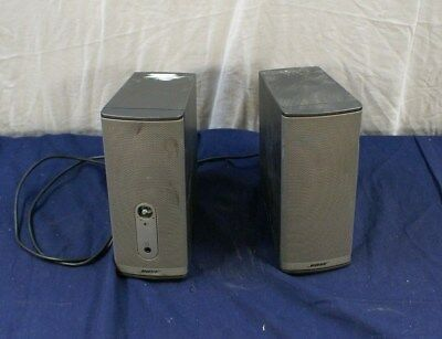 Bose Companion 2 Series II Computer Speakers NO AC ADAPTOR