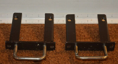 Pair of Test Equipment Front Handles with Rack Mount Brackets