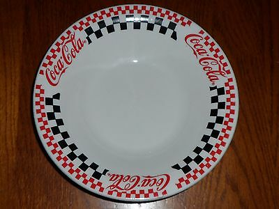Coca-Cola By Gibson Collectable Soup Bowl (6 Available)