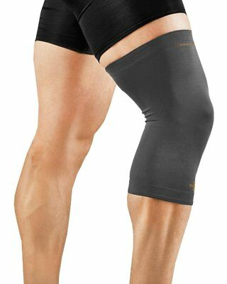 Tommie Copper Men's Recovery Refresh Knee Sleeve Slate Grey Large