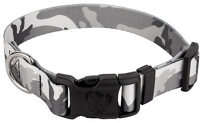 Country Brook Design® Deluxe Dog Collar - Military and Camo Collection