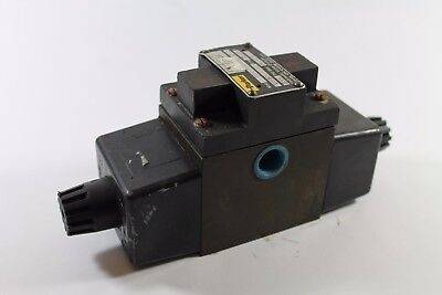 Parker Hydraulic Directional Control Solenoid Valve Model No. D3W4Cnyc5 14
