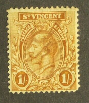 Stamps: St. Vincent: SG# 138a Used  E776