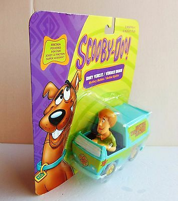 Scooby Doo ~ Kooky Vehicles Mystery Machine Van & Shaggy - New