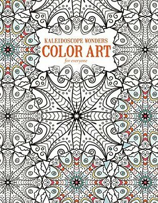 Adult Coloring Book Mandala Anti Stress Relief Patterns Relieving Designs Art