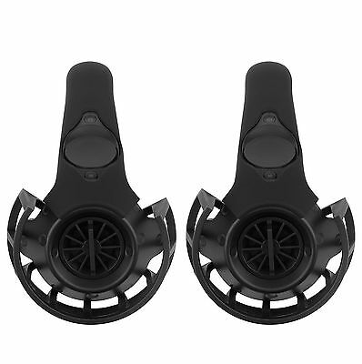 2 PACK Protective Frame and Silicon Protective Case for HTC VIVE Controllers