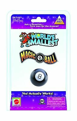 World's Smallest Magic 8 Ball Collectable