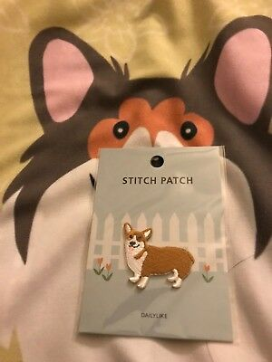 Corgi Patches