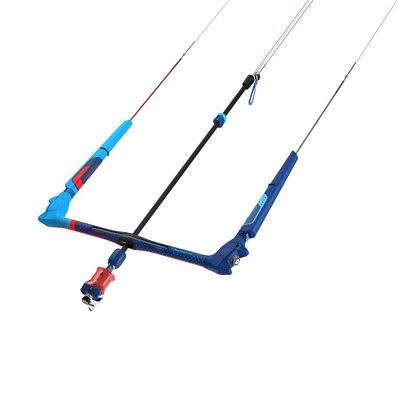 NKB Kite Bar Click Bar Quad Control Blue-Lightblue 2018