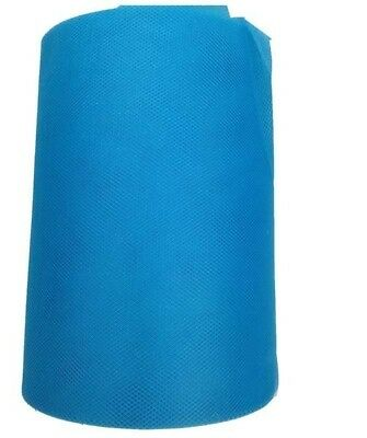 12inch x 100yd Tulle Roll - Turquoise