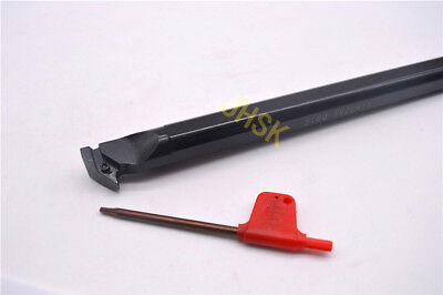 S16Q-SVZCR11 16×180mm Internal Lathe Boring Bar Turning Tool For VCGT1103 Insert