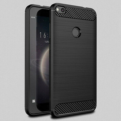 For Huawei P8 P9 Lite 2017 Shockproof 360° Silicone Rubber Soft TPU Case Cover