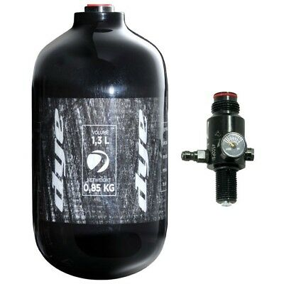 Dye Core 1,3 Liter HP System inkl. Ninja UL Regulator 300bar