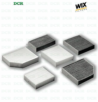 Filtro, Aria abitacolo  WIX FILTERS WP2134 MERCEDES-BENZ