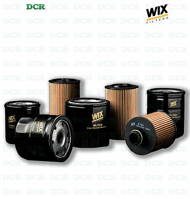 Filtro olio  WIX FILTERS WL7296 AUDI CHRYSLER DODGE FORD JEEP MITSUBISHI SEAT SK