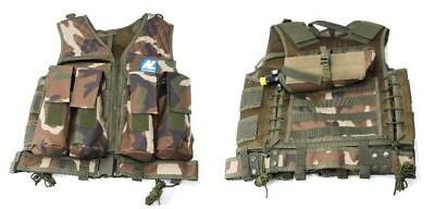 New Legion Tactical Weste Carrier woodland