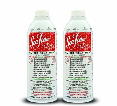 Sea Foam Motor Treatment SF16 Petroleum 2 Dosen