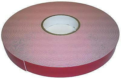 "SK MAX Double Sided Foam TAPE. 1"" X 36YDS WHITE MOUNTING TAPE, 0.045"" THICKMESS"