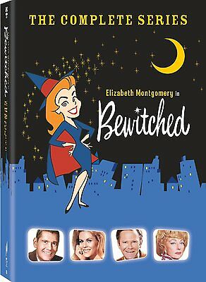 Bewitched Complete Series Season 1 8 Dvd Set Tv Show Episodes Collection Lot Box 199 99 Picclick