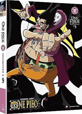 One Piece DVD Set Ninth Collection 9 Nine Anime Luffy Series Show Episode Season