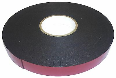 """SK MAX Double Sided Foam TAPE. 1"""" X 36YDS Black MOUNTING TAPE, 0.045"""" THICKMESS"""