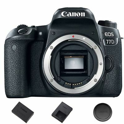 Canon EOS 77D (Body Only) DSLR Brand New