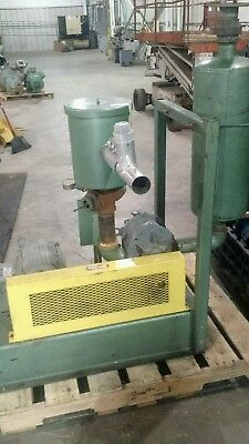 Roots Rotary Blower With Motor