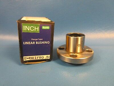 MISUMI BEARING LHICW16, LHICW 16, Flanged Linear Bushing